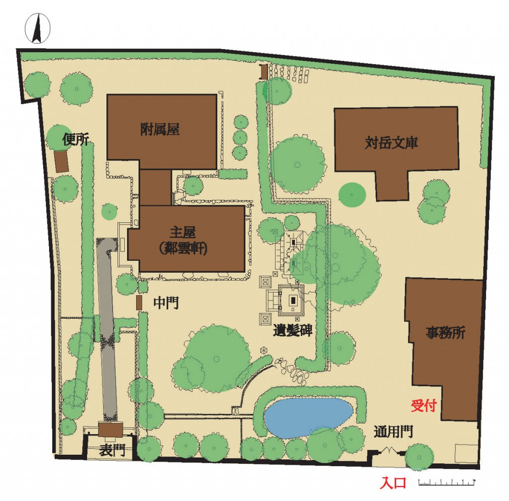 facilities-map